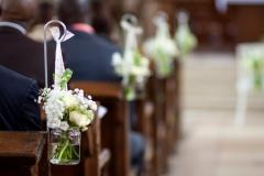 Jolie décoration d'église